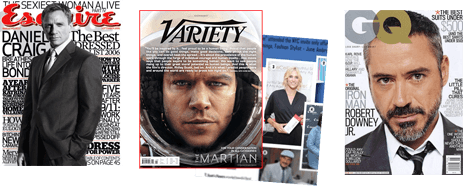 Men Magazines Featuring LifeCell